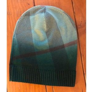 Burberry Wool Cashmere Beanie